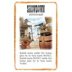 Karetní hra Bang! - Divoký západ (Wild West Show)