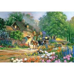 Puzzle Rose Lane House, Douglas R. Laird